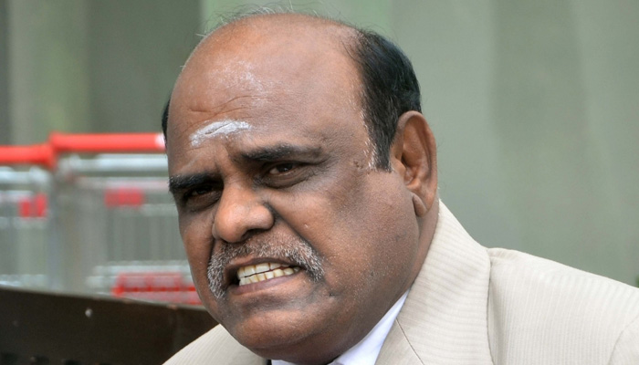Justice CS Karnan wants to bail, Supreme Court says