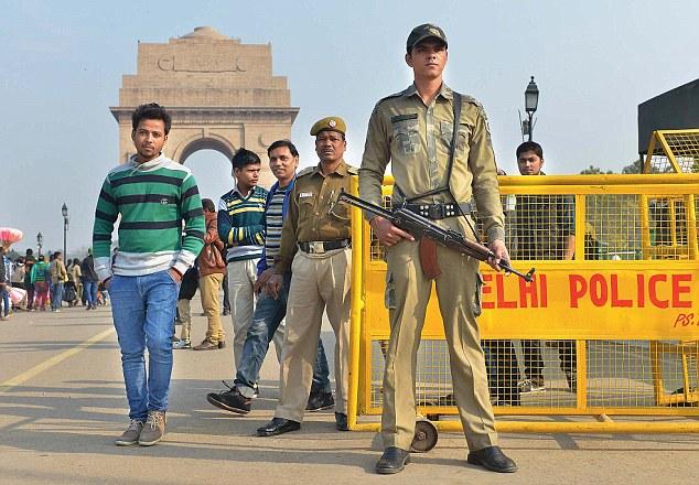 Delhi on high alert after IB warns of possible terrorist strike