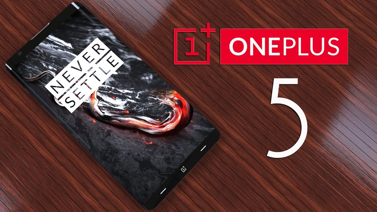 OnePlus 5 launched in India at starting price of Rs 32,999 – Key features