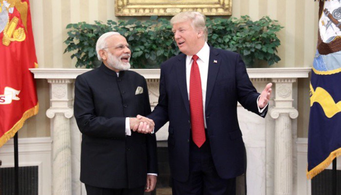 PM Modi, Donald Trump call on Pakistan to curb terrorism, vow to cooperate against JeM, LeT and D-Company