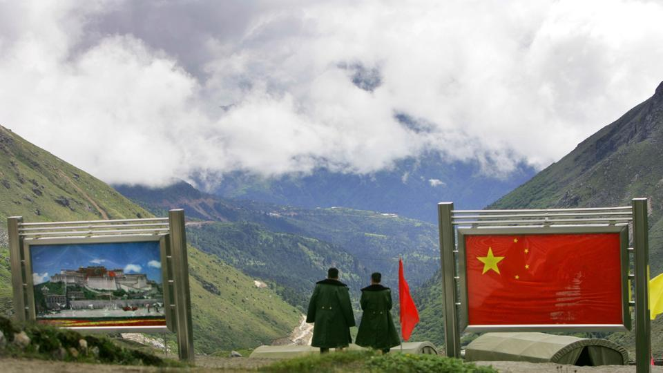 China accuses Indian border guards of crossing into its territory,blames India for Sikkim trouble