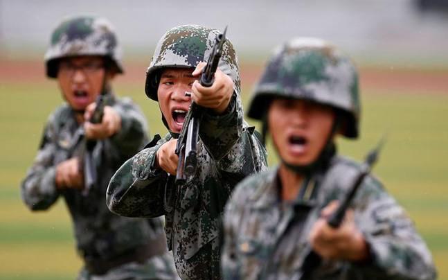China's warns India: Remember