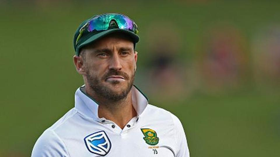 South Africa captain Faf du Plessis to miss first Test vs England