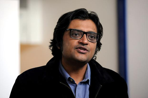 "Republic TV : Arnab Goswami can use ""the nation wants to know"", for now"