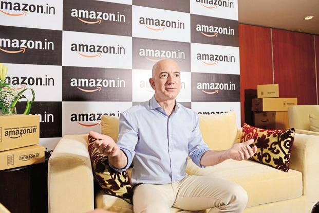 Amazon: Invests 1,680 crore more in its India unit