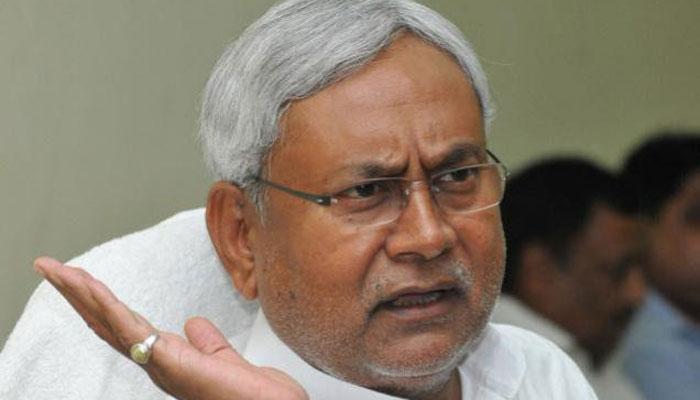 Nitish Kumar won