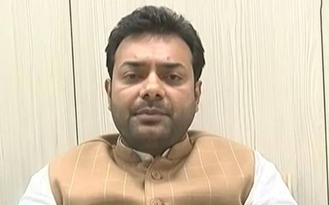 This BJP MLA is threatening to stop Haj yatris from UP if Ram Mandir isn
