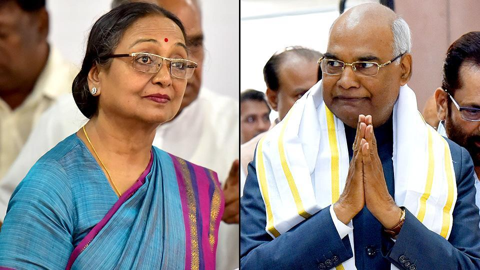 Presidential election Live: Voting begins in Presidential candidate Ram Nath Kovind and Meira Kumar