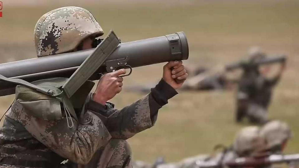 China: Chinese Army conducts live-fire drills near Arunachal border
