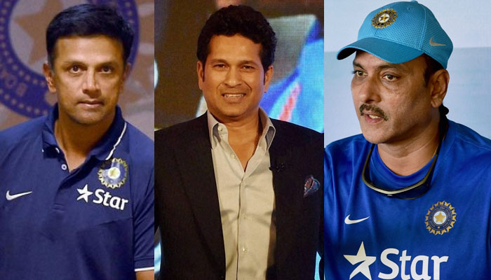 Ravi Shastri, New Chief Coach of Team India, pitches for Sachin Tendulkar as consultant for abroad tours