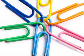 THE PAPER CLIP STRATEGY