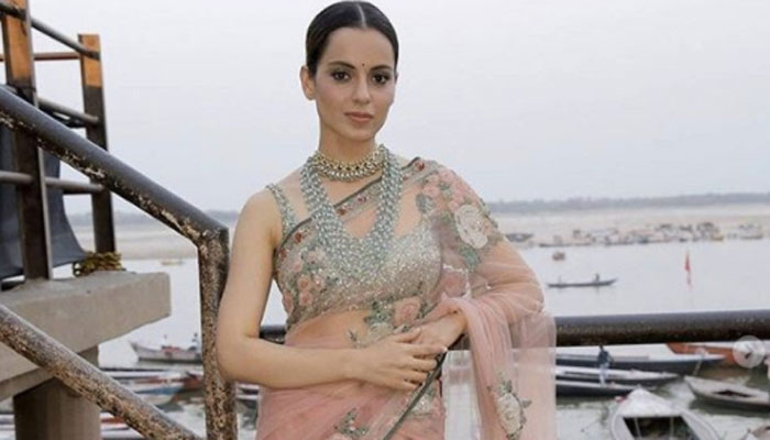 Kangana Ranaut :  Injured during