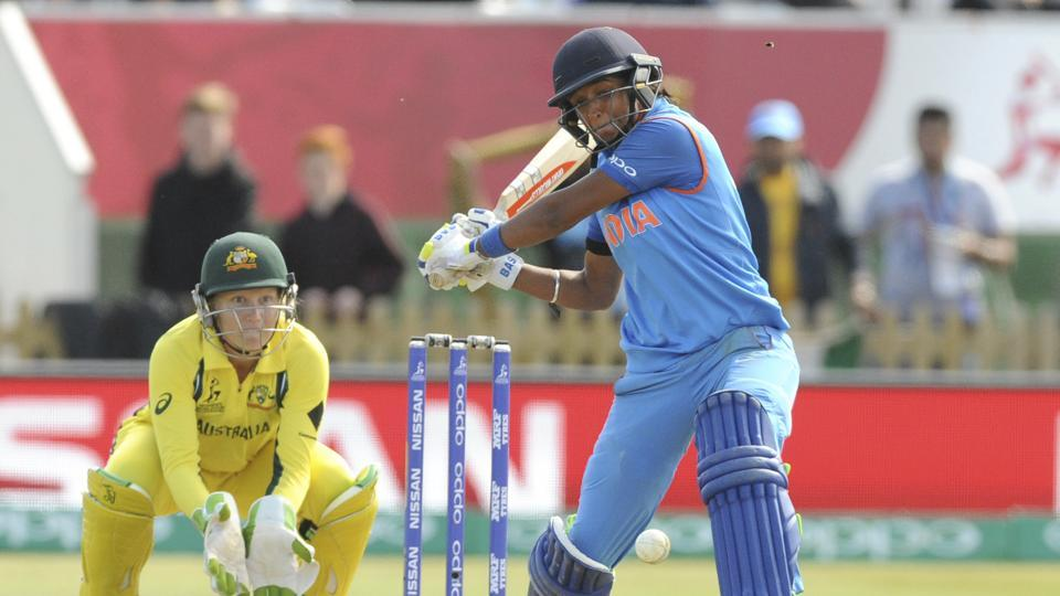 Harmanpreet Kaur powers India to women's cricket World Cup final