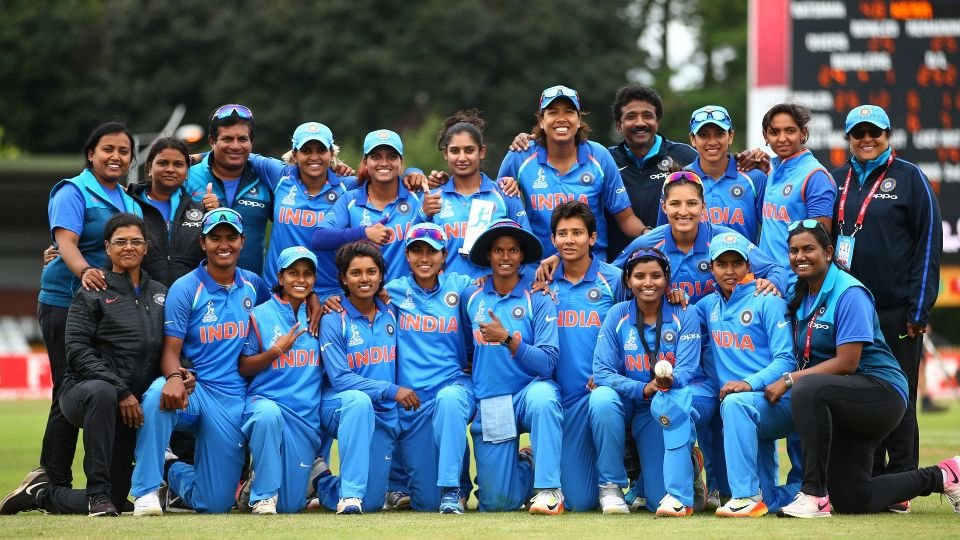 A MESSAGE TO INDIAN WOMEN CRICKET TEAM