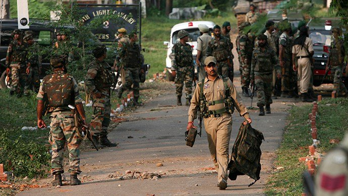 CRPF Jawans Thrash Senior Officer After Their Colleague Dies Due To Delay In Treatment