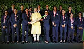 What PM Modi Told The Women's Cricket Team