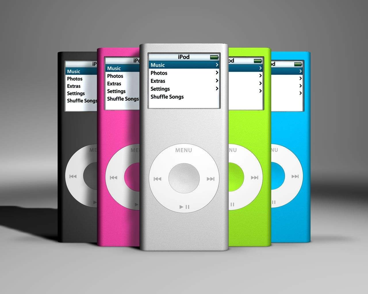 The iPod Shuffle & Nano Off The Market