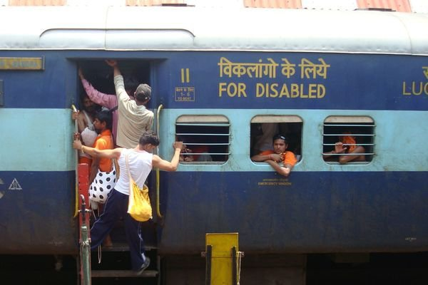 351 Cases Of Quarrel In Trains Reported This Year Alone.