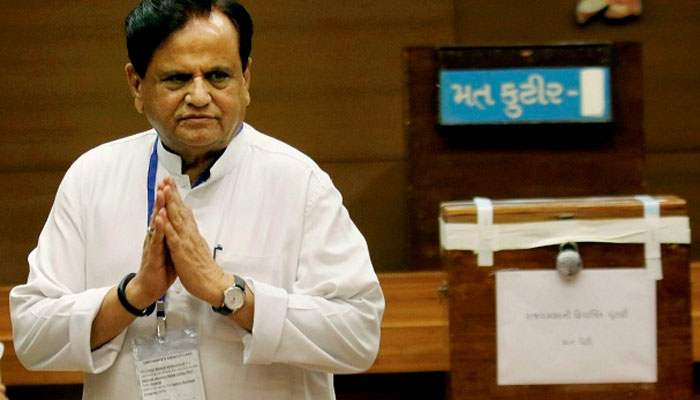 Ahmed Patel wins 1st round in Gujarat Rajya Sabha polls battle