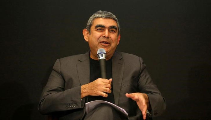 Infosys : CEO and MD Vishal Sikka resigns; U B Pravin Rao interim MD and CEO
