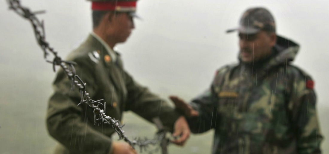 Doklam standoff Issue :China says India slapping its own face by building Ladakh road