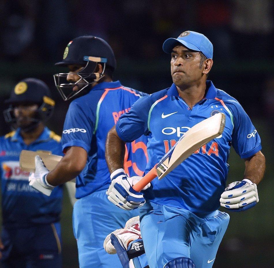 Rohit Sharma And MS Dhoni assures Series Win Over Sri Lanka