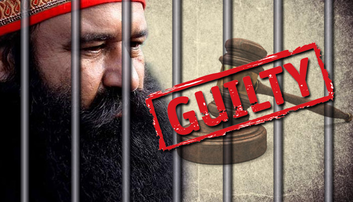 Ram Rahim Rape Case LIVE:  Dera Sacha Sauda chief Ram Rahim Sentenced To 10 Years In Prison