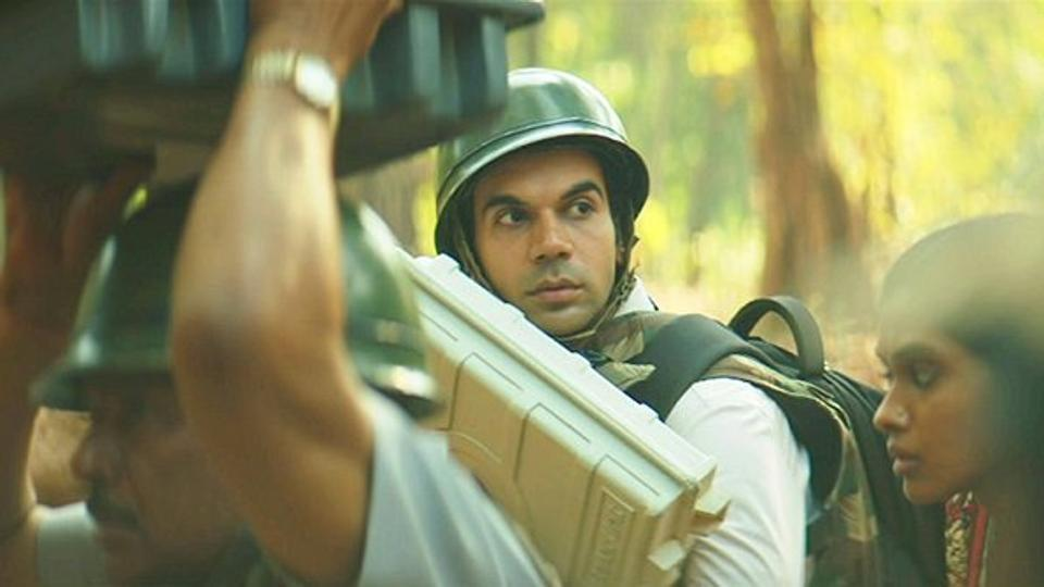 The Trailer Of 'Newton' Shows Why Rajkummar Rao Is One Of The Finest Actors of all time