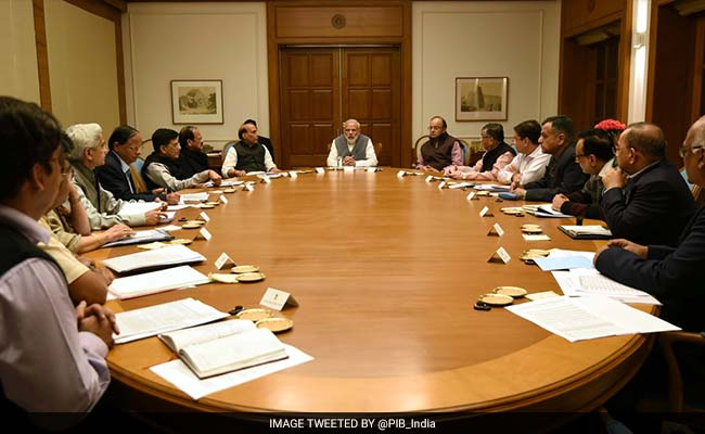 Uma Bharti, Rajiv Rudy and 4 others quit Modi ministry