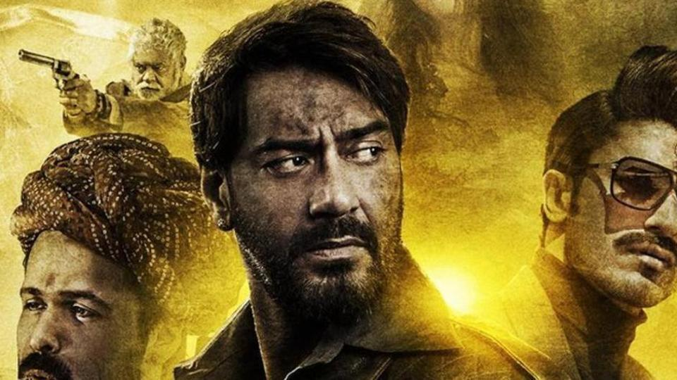 Ajay Devgn conquers box office with Baadshaho