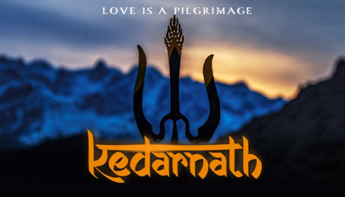 Sushant Singh Rajput – Sara Ali Khan starrer 'Kedarnath' first look poster out