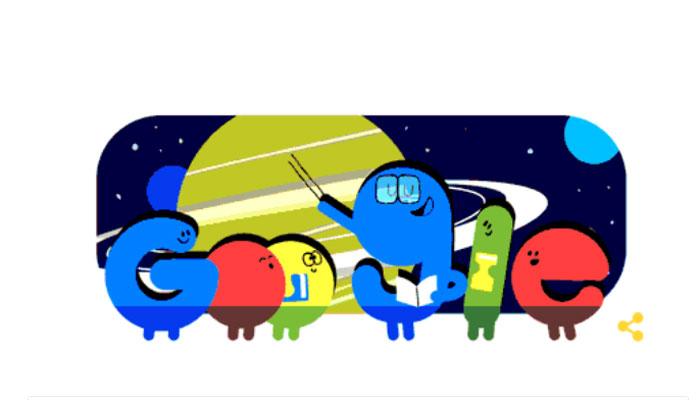 Google celebrates Teacher