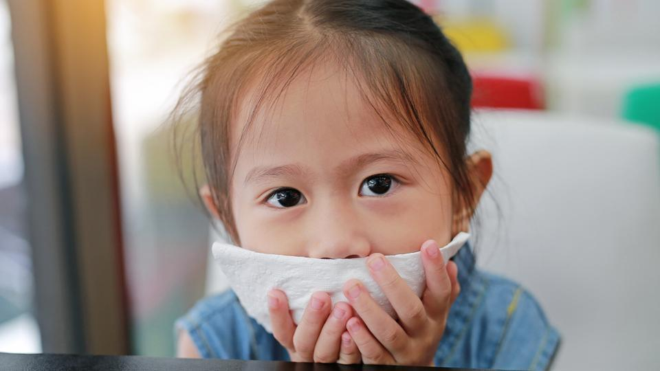 Bacteria in throat may indicate joint infection risk in kids