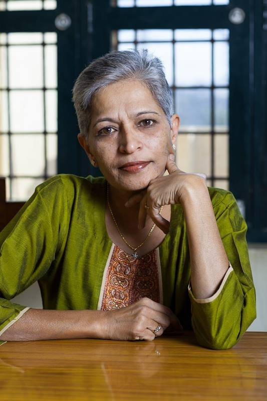 Senior Journalist Gauri Lankesh Shot Dead In Bengaluru