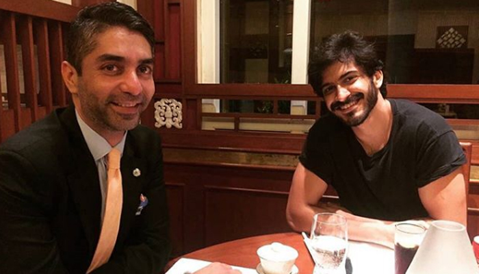 Harshvardhan Kapoor roped in for Olympic medallist Abhinav Bindra