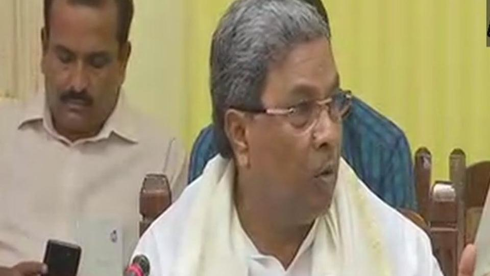 Gauri Lankesh shot dead: It's organised crime, says Karnataka CM Siddaramaiah, sets up SIT probe