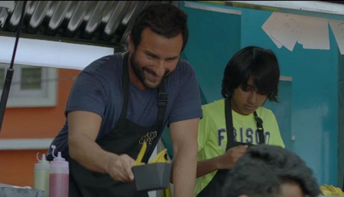 Saif Ali Khan starrer