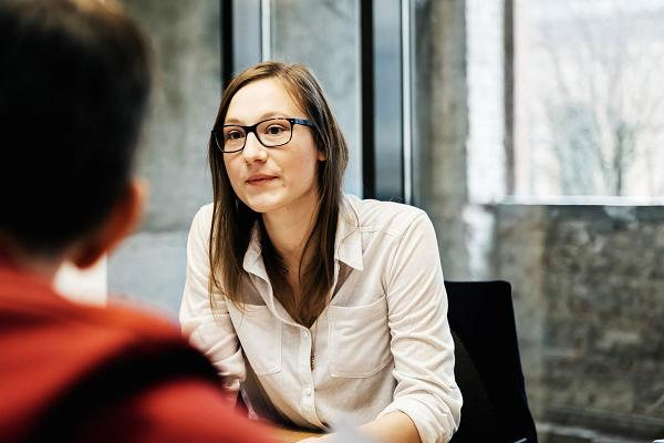 Suzy Welch: What to say when a job interviewer says,