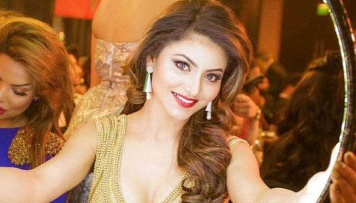 Urvashi Rautela is the