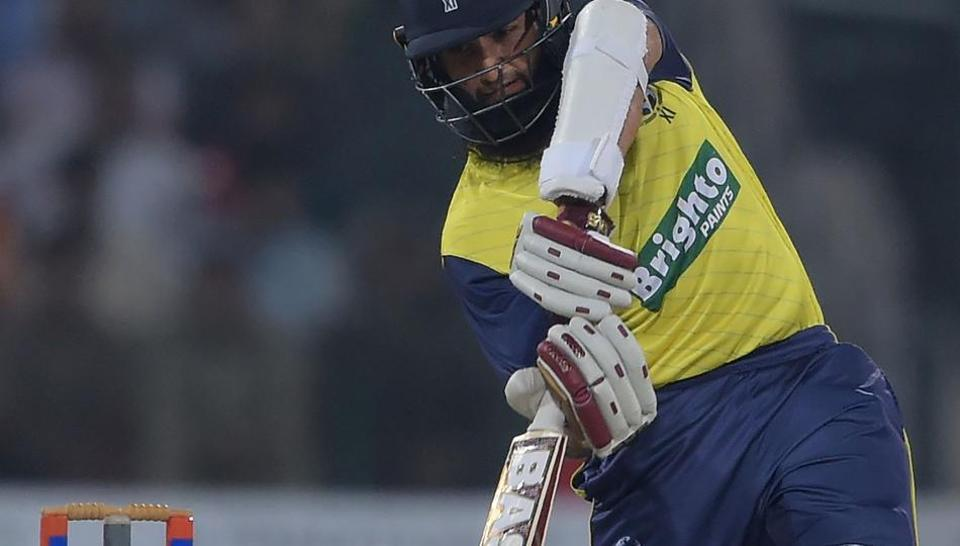 Pakistan vs World XI: Hashim Amla, Thisara Perera help WXI seal thriller, level series