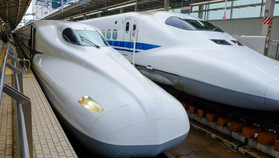 Modi, Abe launch India's first bullet train project: Fast facts you need to know
