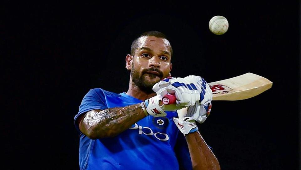 India vs Australia: Shikhar Dhawan not to play first 3 ODIs, to attend to ill wife