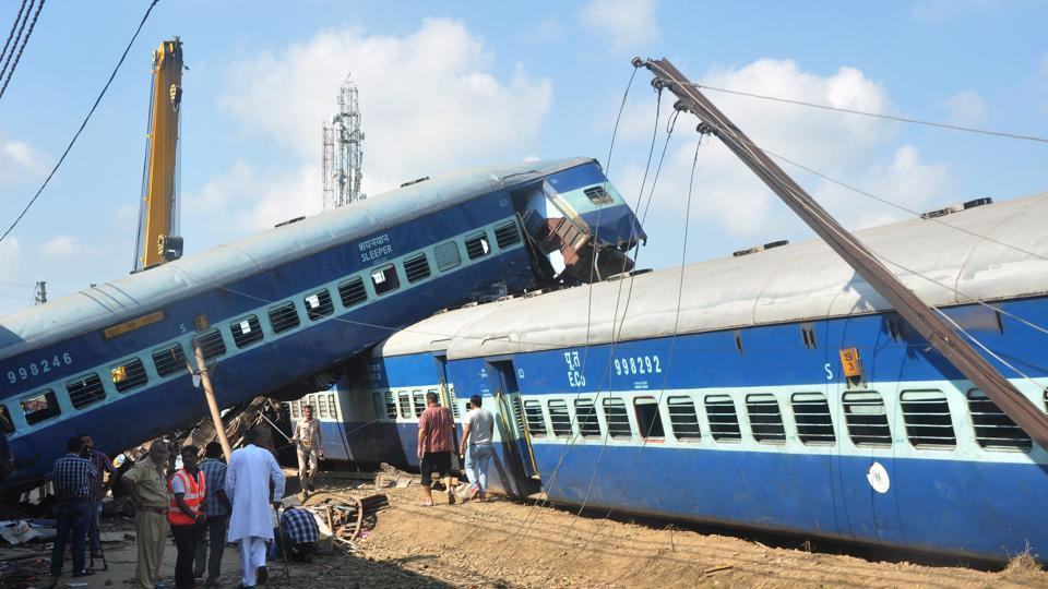As India prepares for bullet train, 9 derailments in 27 days reveal safety crisis
