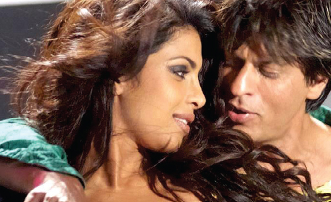 Secret Nuptial of Shah Rukh Khan and Priyanka Chopra KING KHAN'S SECOND MARRIAGE