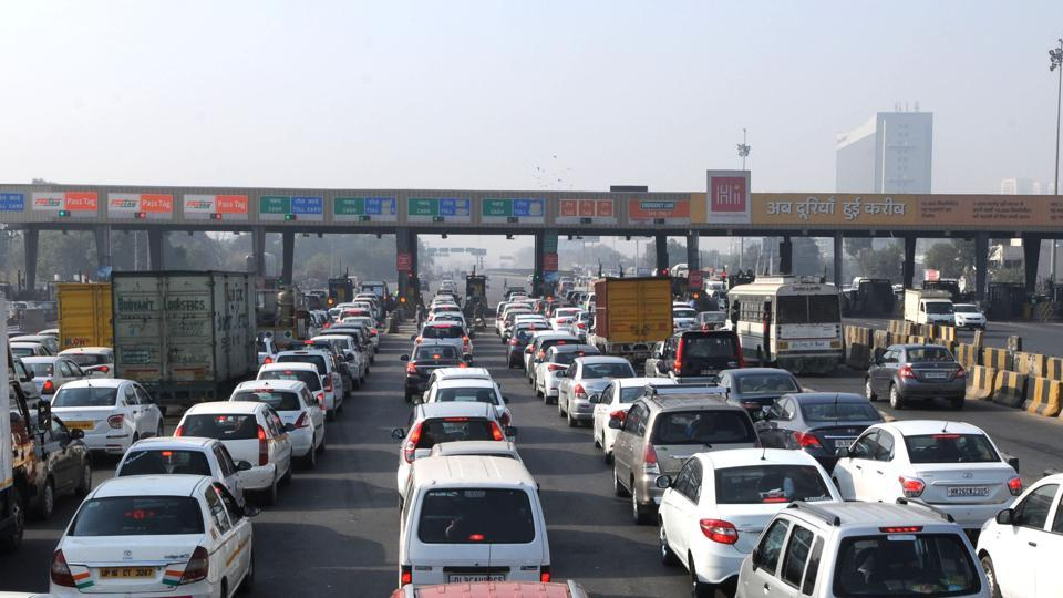 With radio tags from Oct 31, you won't have to stop to pay at highway toll booths