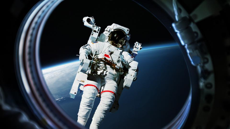 What does it take to become a NASA astronaut and how much does the space agency pay?
