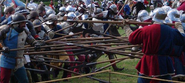 10 Bloody And Shameful Civil Wars