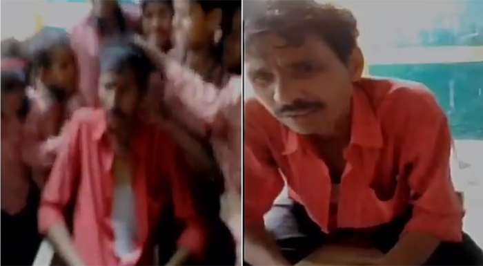 A UP School Teacher Showed Up Drunk To Class & We Have No Idea Where India's Education Is Headed