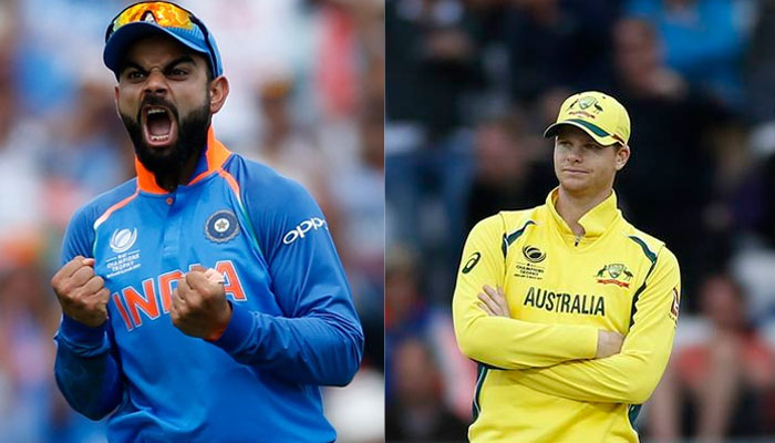 Favourites India look to continue momentum against world champions Australia in Kolkata.
