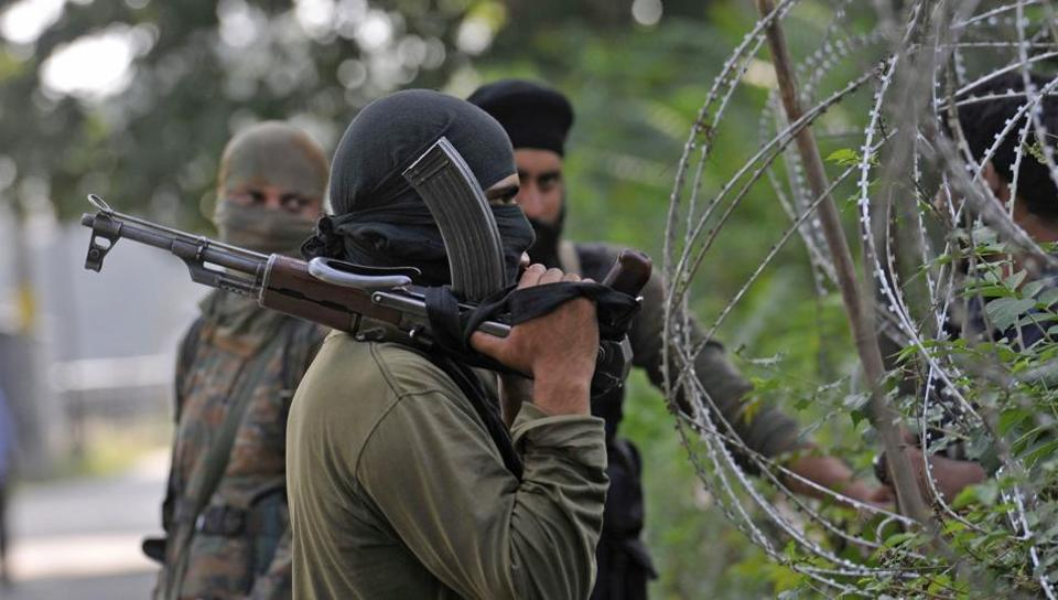 Kashmir terror attack: 2 killed, many wounded after grenade hurled at bus stop.